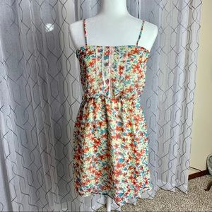 Poetry Floral Print Dress Size Small